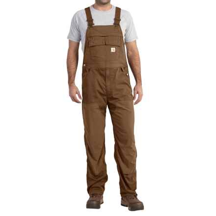 Carhartt Force Extremes Bib Overalls (For Men) in Coffee - Closeouts