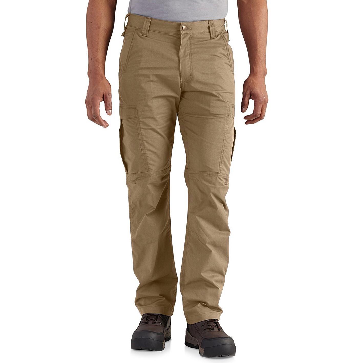 Dark Khaki Cargo Pants | Pant So