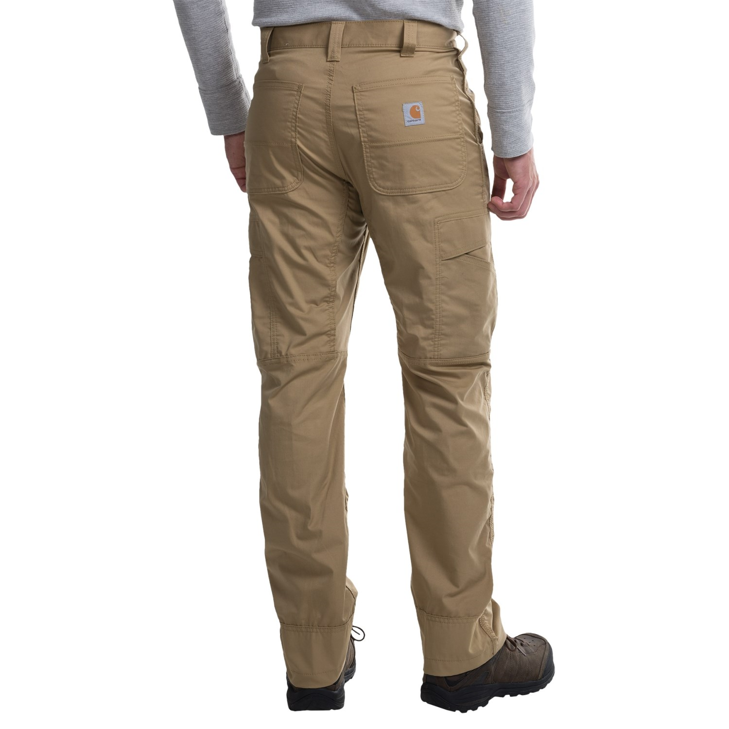 Mens Carhartt Flannel Lined Jeans