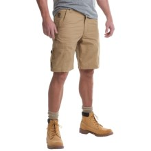 Carhartt Force Extremes Cargo Shorts (For Men) in Dark Khaki - 2nds