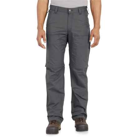 Carhartt Force Extremes Convertible Pants - Factory Seconds (For Men) in Shadow - 2nds