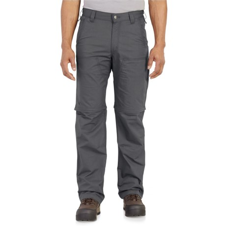 Carhartt Force Extremes Convertible Pants - Factory Seconds (For Men) in Shadow