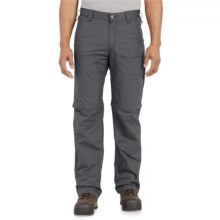 Carhartt Force Extremes Convertible Pants (For Men) in Shadow - 2nds