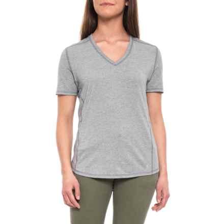fc2a48dfea000f Carhartt Force Ferndale T-Shirt - Short Sleeve (For Women) in Asphalt  Heather