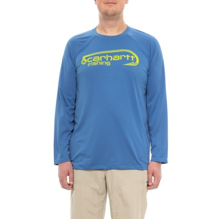 5e02bbbfc Carhartt Force Fishing Hook Graphic T-Shirt - Long Sleeve, Factory 2nds (For