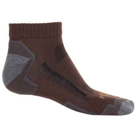 Carhartt Force® High-Performance Low-Cut Socks - Ankle (For Men) in Brown - Closeouts