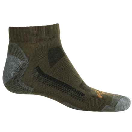 Carhartt Force® High-Performance Low-Cut Socks - Ankle (For Men) in Moss - Closeouts