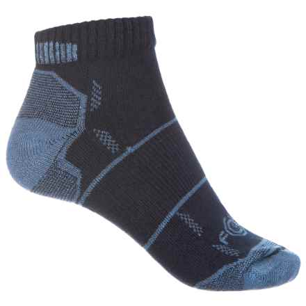 Carhartt Force® High-Performance Low-Cut Socks - Below the Ankle (For Women) in Navy - Closeouts