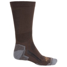 Carhartt Force High-Performance Socks - Crew (For Men) in Brown - 2nds