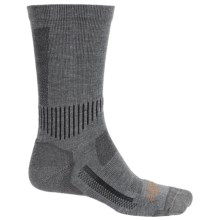 Carhartt Force High-Performance Socks - Crew (For Men) in Charcoal Heather - 2nds