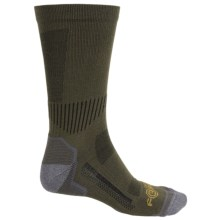 Carhartt Force High-Performance Socks - Crew (For Men) in Moss - 2nds