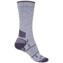 Carhartt Force® High-Performance Socks - Crew (For Women) in Heather Grey - 2nds