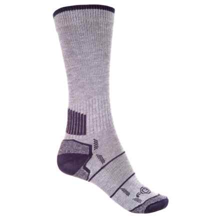 Carhartt Force® High-Performance Socks - Crew (For Women) in Heather Grey - Closeouts