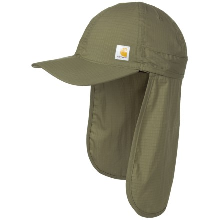 8c29bb3db5209 Carhartt Force® Mandan Sunshield Hat (For Men) in Burnt Olive - Closeouts