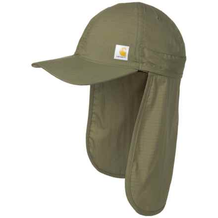 c2e65112026 Carhartt Force® Mandan Sunshield Hat (For Men) in Burnt Olive - Closeouts
