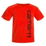 Carhartt Force® Pieced Raglan T-Shirt - Short Sleeve (For Big Boys)