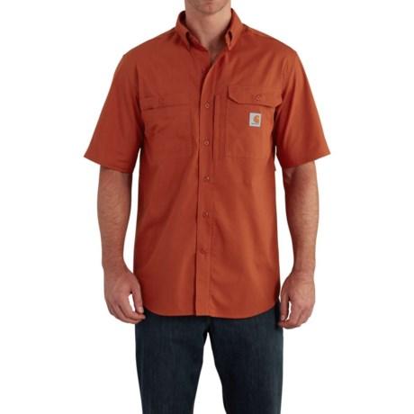 Carhartt Force Ridgefield Shirt For Big And Tall Men