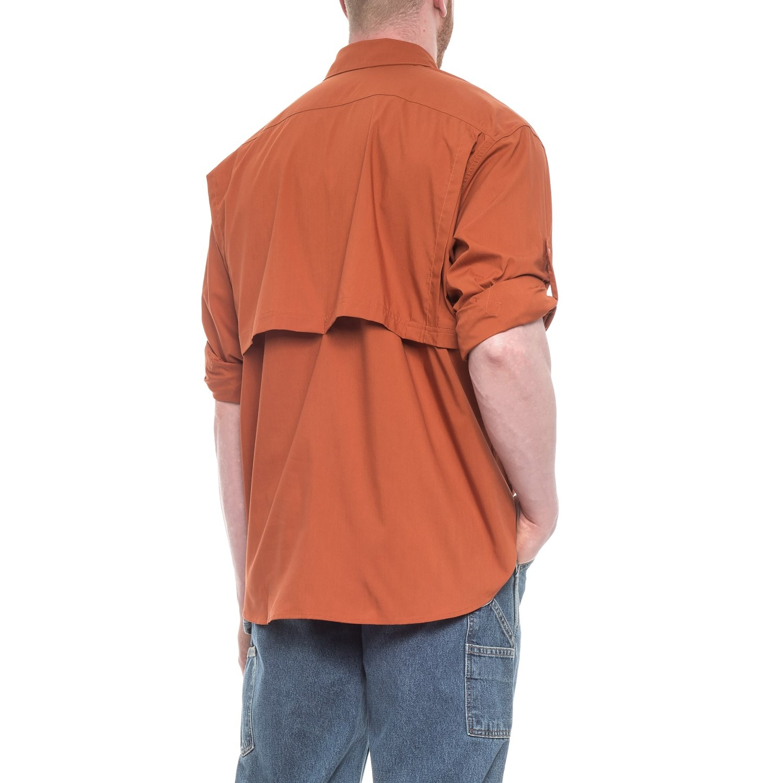 61ccab60f9 ... 408HR 2 Carhartt Force® Ridgefield Solid Shirt - Long Sleeve (For Big  and Tall Men