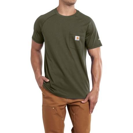 Carhartt Force T-Shirt - Short Sleeve (For Men)