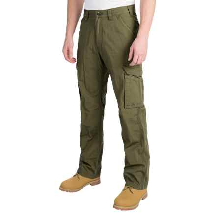 Carhartt Force Tappan Cargo Pants - Relaxed Fit, Factory Seconds (For Men) in Army Green - 2nds