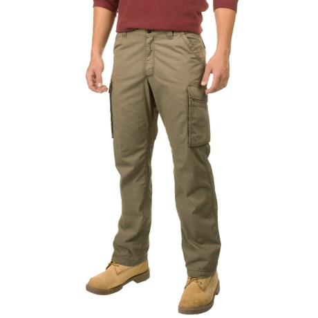 Carhartt Force Tappan Cargo Pants - Relaxed Fit, Factory Seconds (For Men) in Burnt Olive