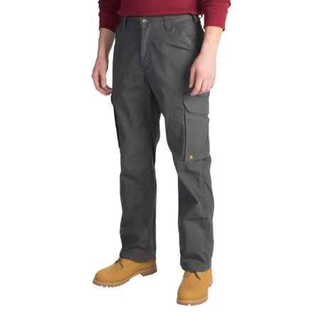 Carhartt Force Tappan Cargo Pants - Relaxed Fit, Factory Seconds (For Men) in Gravel - 2nds