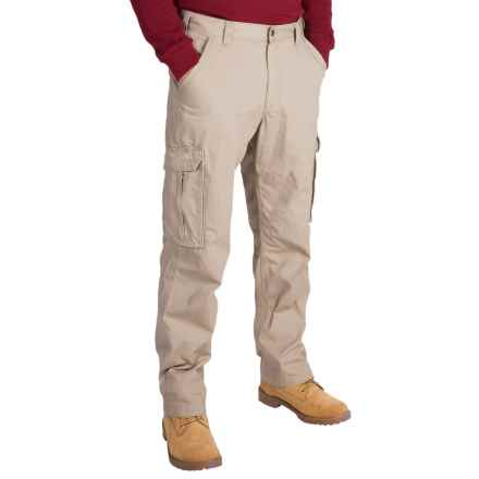 Carhartt Force Tappan Cargo Pants - Relaxed Fit, Factory Seconds (For Men) in Tan - 2nds