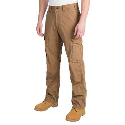 Carhartt Force Tappan Cargo Pants - Relaxed Fit, Factory Seconds (For Men) in Yukon - 2nds