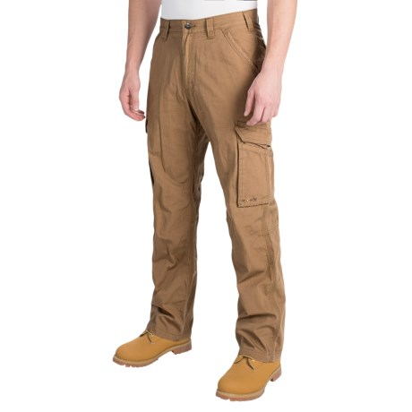 Carhartt Force Tappan Cargo Pants - Relaxed Fit, Factory Seconds (For Men) in Yukon