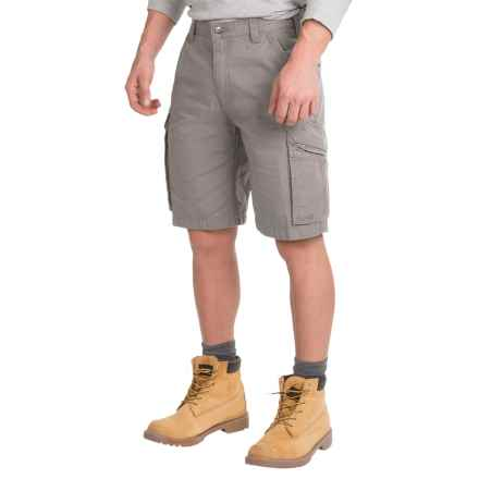 Carhartt Force Tappen Cargo Shorts - Relaxed Fit, Factory Seconds (For Men) in Asphalt - 2nds