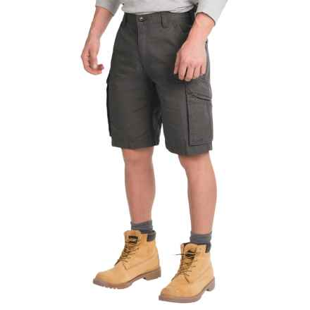 Carhartt Force Tappen Cargo Shorts - Relaxed Fit, Factory Seconds (For Men) in Shadow - 2nds