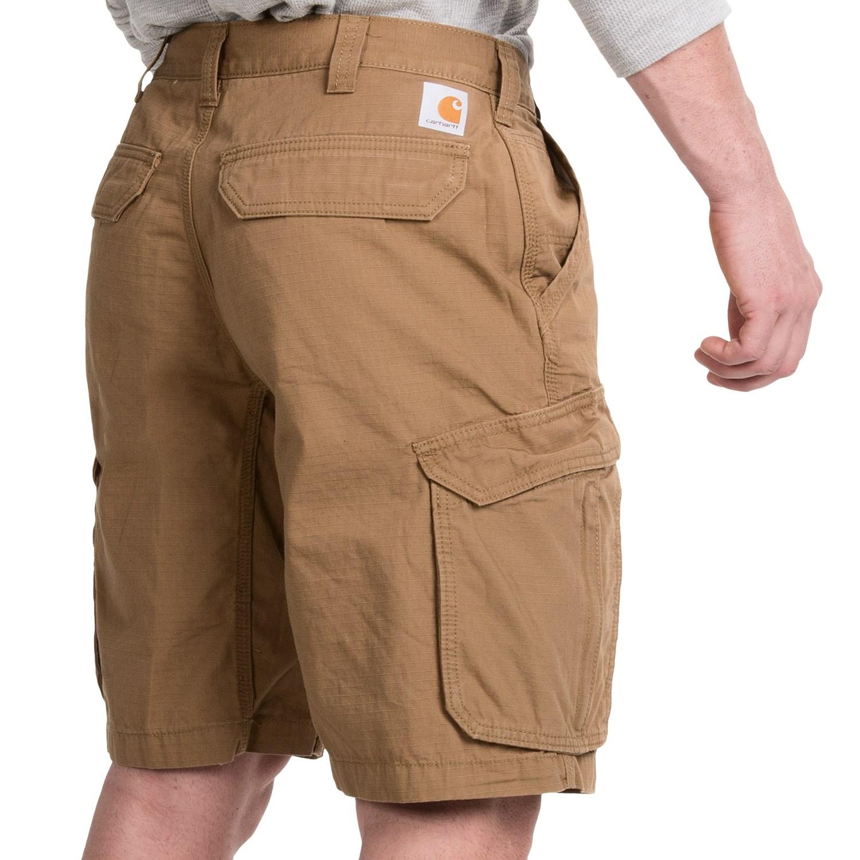 carhartt force tappen cargo shorts for men. Black Bedroom Furniture Sets. Home Design Ideas