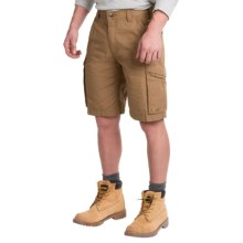 Carhartt Force Tappen Cargo Shorts - Relaxed Fit (For Men) in Yukon - 2nds