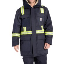 Carhartt FR Extremes Arctic Parka - Insulated (For Men) in Dark Navy - 2nds