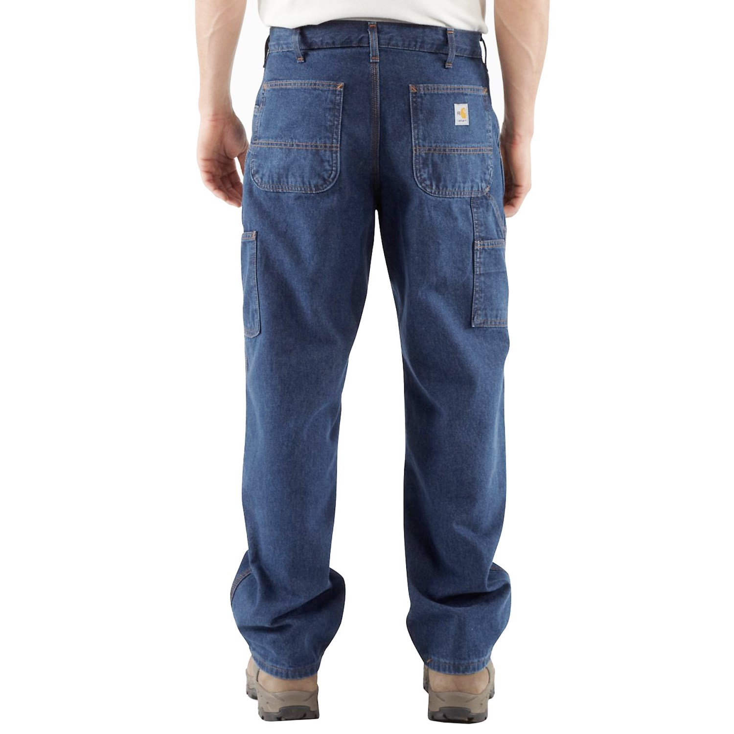Carhartt FR Flame-Resistant Denim Dungaree Jeans (For Men)