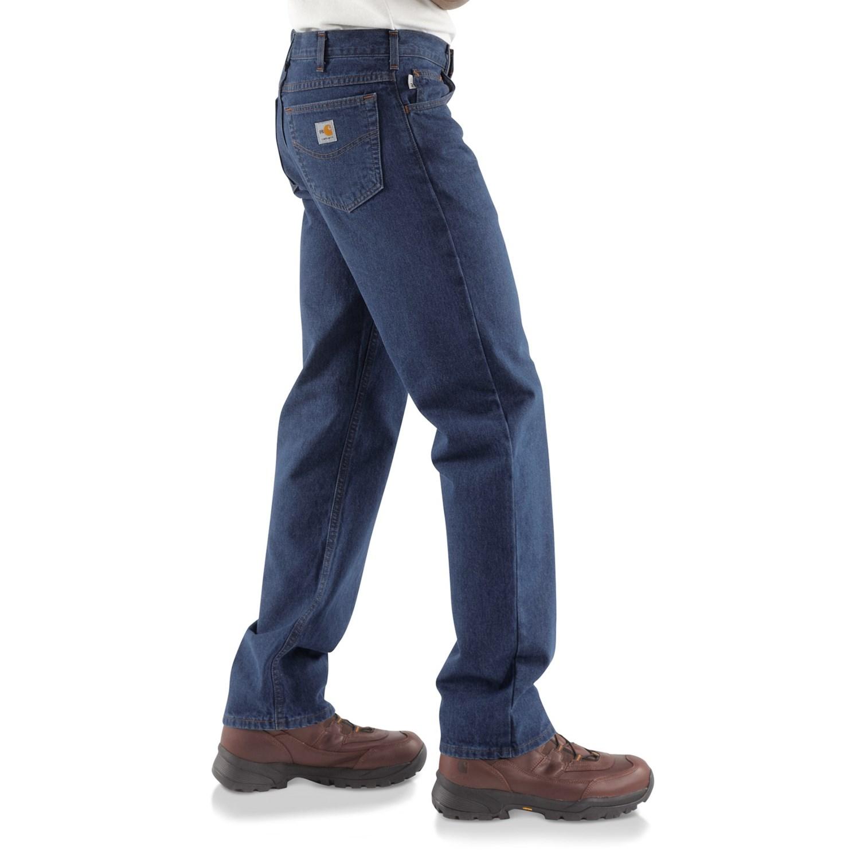 carhartt fr flame resistant jeans for men. Black Bedroom Furniture Sets. Home Design Ideas