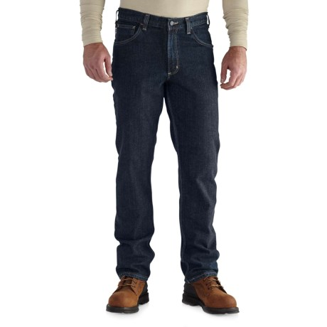 bbf6362d Carhartt FR Rugged Flex® Traditional Fit Jeans - Flame Resistant, Factory  Seconds (For