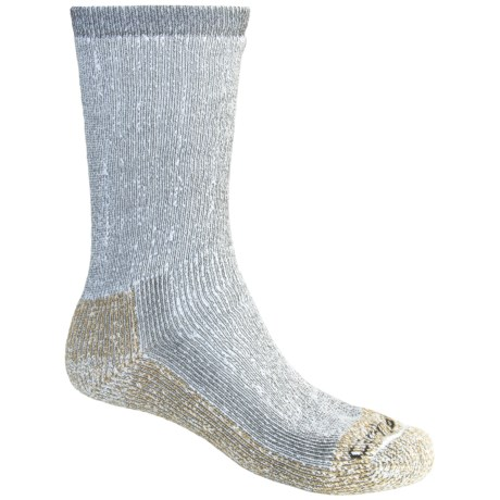 Carhartt Full Cushion Work Boot Socks - Heavyweight, Crew (For Men) in Heather Grey