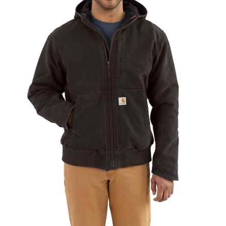 Carhartt Full Swing Armstrong Active Jacket - Factory Seconds (For Men) in Dark Brown - 2nds