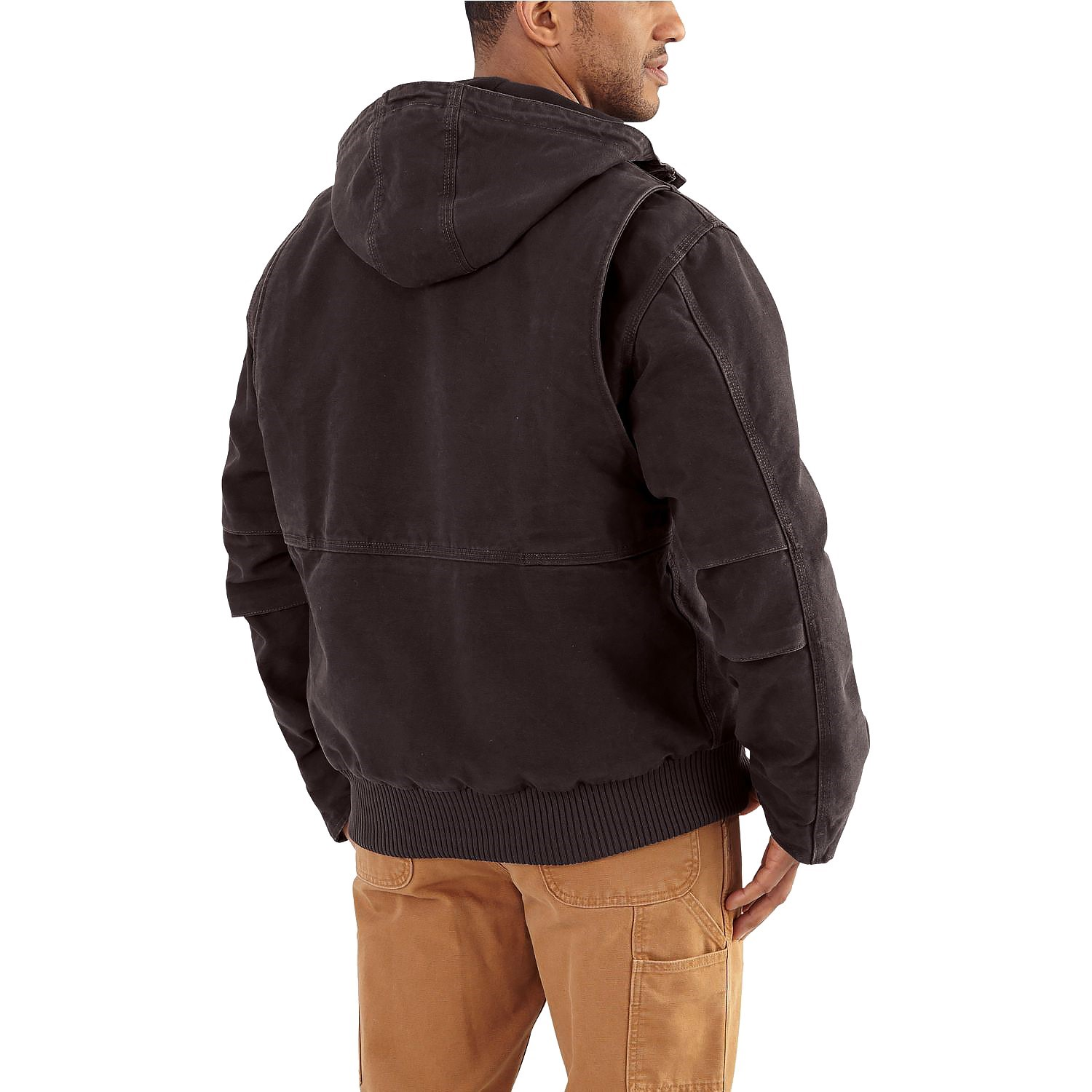 carhartt full swing armstrong active jacket for men #2: carhartt full swing armstrong active jacket factory seconds for men a 149pk 4 1500 1