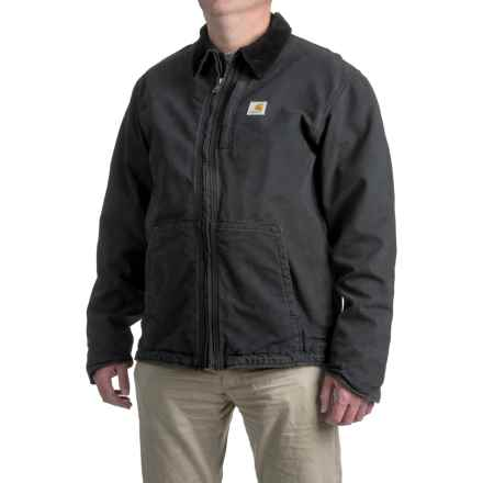Carhartt Full Swing Armstrong Jacket - Factory Seconds (For Big and Tall Men) in Black - 2nds