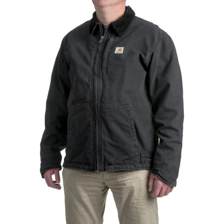 Carhartt Full Swing Armstrong Jacket - Factory Seconds (For Big and Tall Men) in Black