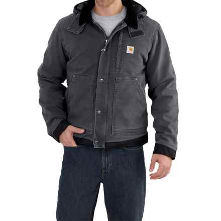 Carhartt Full Swing Caldwell Jacket - Insulated, Factory Seconds (For Men) in Shadow - 2nds