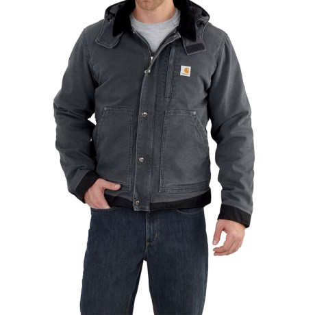 Carhartt Full Swing Caldwell Jacket - Insulated, Factory Seconds (For Men) in Shadow