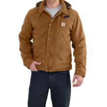 Carhartt Full Swing Caldwell Jacket - Insulated (For Men) in Carhartt Brown - 2nds