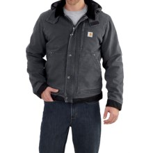 Carhartt Full Swing Caldwell Jacket - Insulated (For Men) in Shadow - 2nds