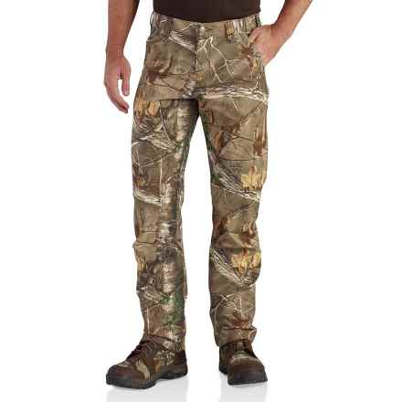 Carhartt Full-Swing Cryder Camo Dungaree Pants - Factory Seconds (For Men) in Realtree Xtra - 2nds