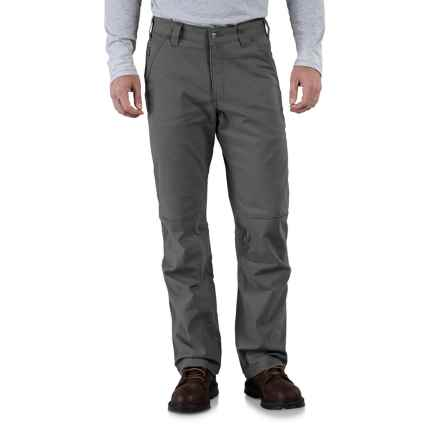 Carhartt Full Swing Quick Duck® Cryder Dungaree Pants - Factory Seconds (For Men) in Shadow - 2nds