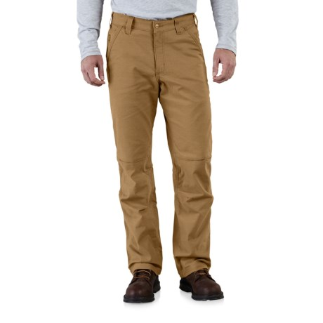 Carhartt Full Swing Quick Duck® Cryder Dungaree Pants - Factory Seconds (For Men) in Yukon