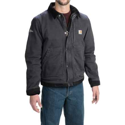 Carhartt Full Swing Rugged Flex® Jacket - Insulated, Factory Seconds (For Men) in Shadow - 2nds